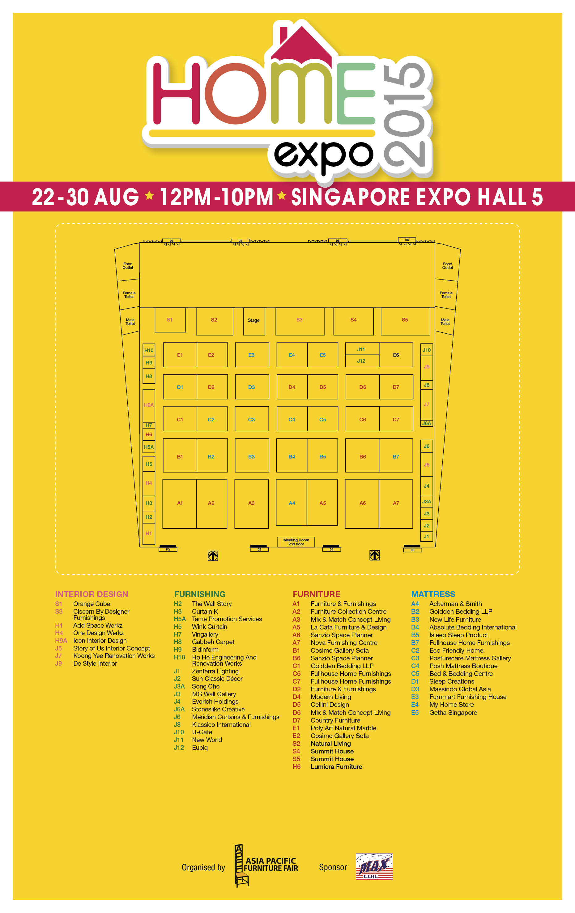 100 Home Design Expo Singapore Features Of Singapore Expo Convention Centre U2013 Mice